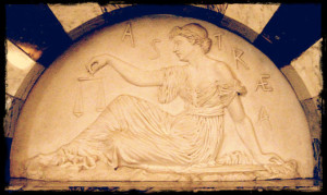 Bohyně Astraea